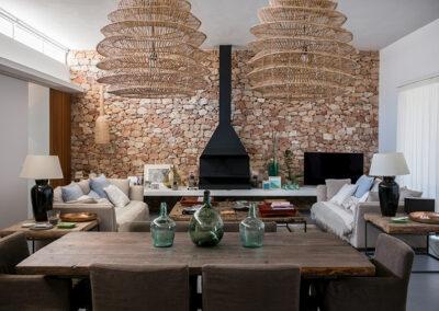 exquisite area dining table interior design