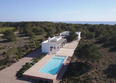 stunning sea view villa ines