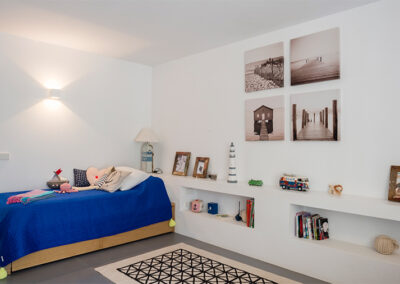 grand third bedroom for kids
