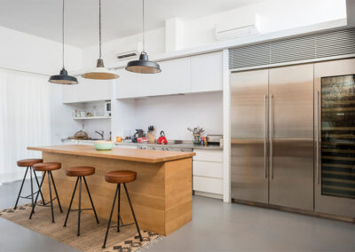 bright space perfect to making food