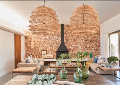 pretty gather room in vila ines formentera