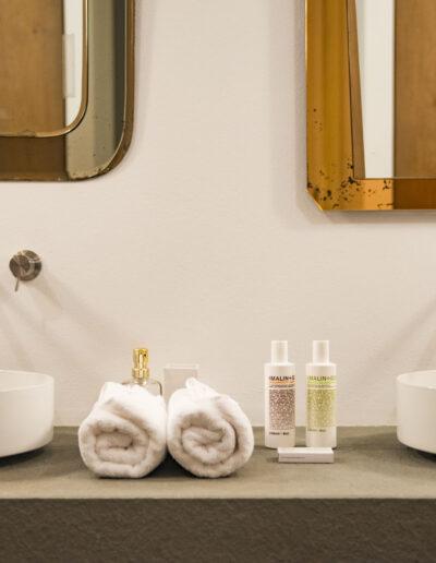 fourth bathroom details villa luz in cap de barbaria in formentera