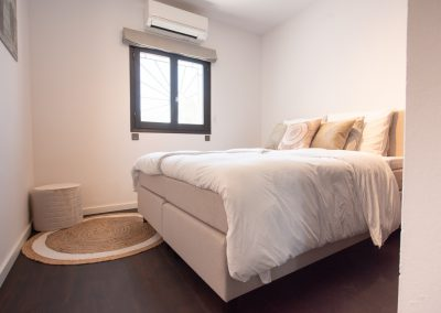 deluxe third double bedroom in villa tierra