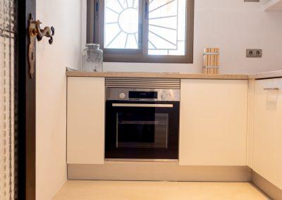 newly oven at villa tierra