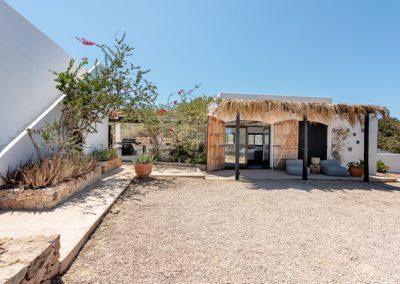 lovely villa in formentera