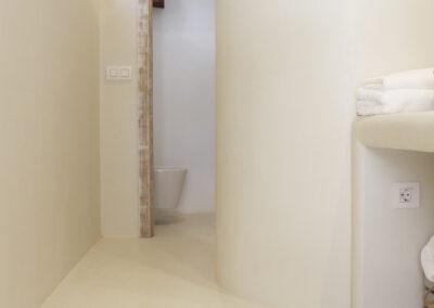 toilet 2 of the typical villa Sueño in la mola formentera