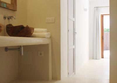 beautiful bathroom 2 in villa Sueño formentera