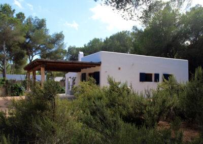 villa sueño outdoor immersed in nature