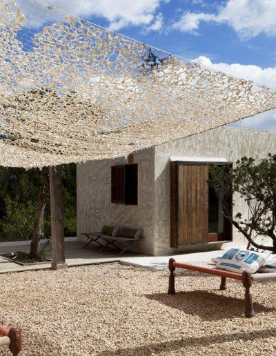 marvellous chilling area in villa bohemian
