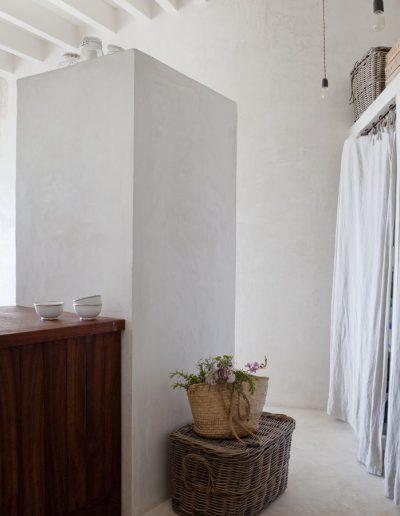a classy corner inside the cool villa bohemian