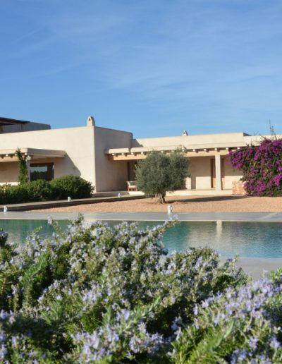 classy swimming pool at villa eloisa formentera
