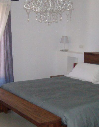 radian second double bedroom for guests villa eloisa