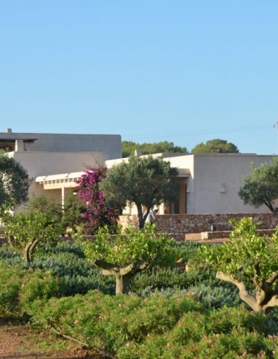 refined property in formentera