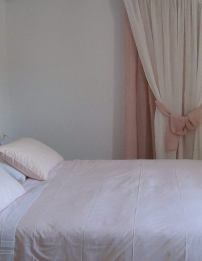 glamorous double bedroom in villa eloisa