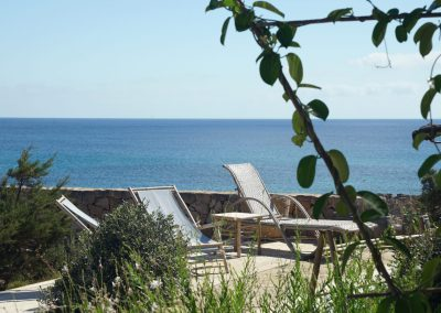 amazing sea view from villa Om