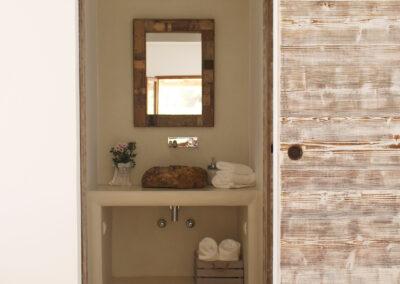 beautiful first bathroom in villa sueño formentera