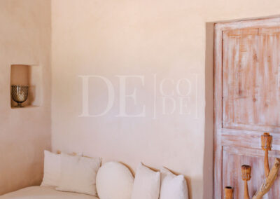 relaxing during summer in villa Barbara, the best property for rent in formentera, sant francesc