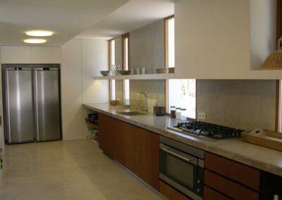 full equipped kitchen in villa es vedra